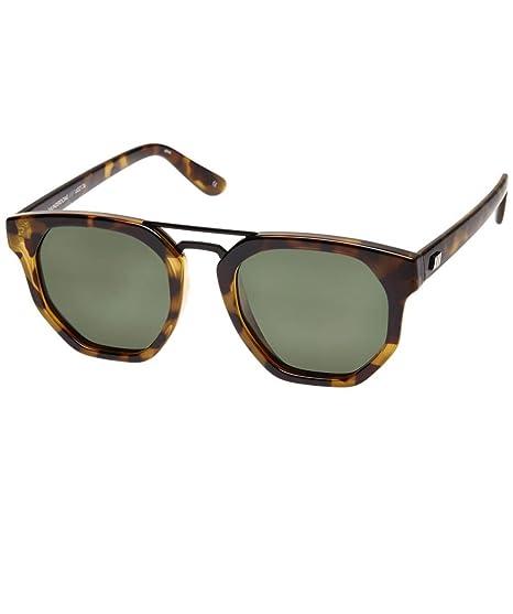 Le Specs Gafas De Sol Trueno - Delito Lechoso/ Negro: Amazon ...