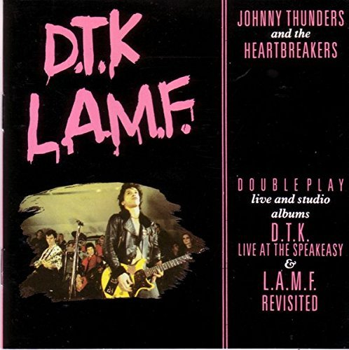 Cd Play Double (D.T.K. L.A.M.F. DOUBLE PLAY)