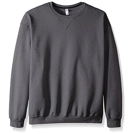 Fruit of the Loom Men's Sofspun Fleece Sweatshirts...