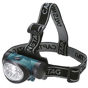キャプテンスタッグ ビビット LEDヘッドライト M-5110