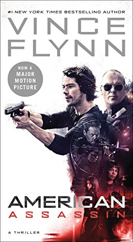 book cover of American Assassin