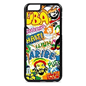 Case Fun Case Fun Caribbean Snap-on Hard Back Case Cover for Apple iPhone 6 4.7 inch