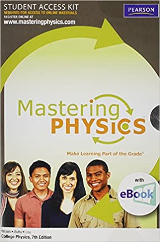 Amazon masteringphysics with pearson etext student access kit masteringphysics with pearson etext student access kit for college physics 7th edition 7th edition fandeluxe Choice Image