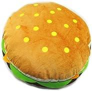 Lovely Plush Stuffed Huge Hamburger Throw Pillow/ Toy (Model: Wj010081)