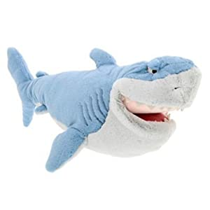 Disney Parks Finding Nemo Bruce The Shark Talking Plush Stuffed Figure 17 Inches