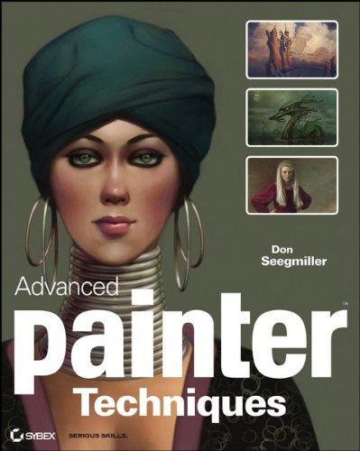 Advanced Painter Techniques by Sybex
