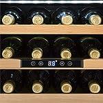 Migliori.io KLARSTEIN Vinsider 24D - Cantinetta da Incasso per vino
