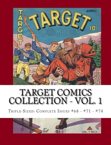 - Target Comics Collection - Vol. 1: Triple-Sized: Complete Issues #68 - #71 - #74