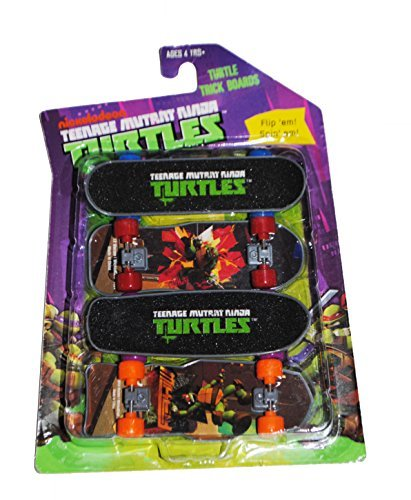 [Teenage Mutant Ninja Turtles Trick Boards] (Nickelodeon Teenage Mutant Ninja Turtles Treat Bags)