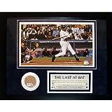 "Steiner Sports MLB New York Yankees Derek Jeter ""The Last At-Bat"" 11x14 Mini Dirt Collage"