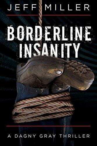 Borderline Insanity Dagny Gray Thriller ebook product image