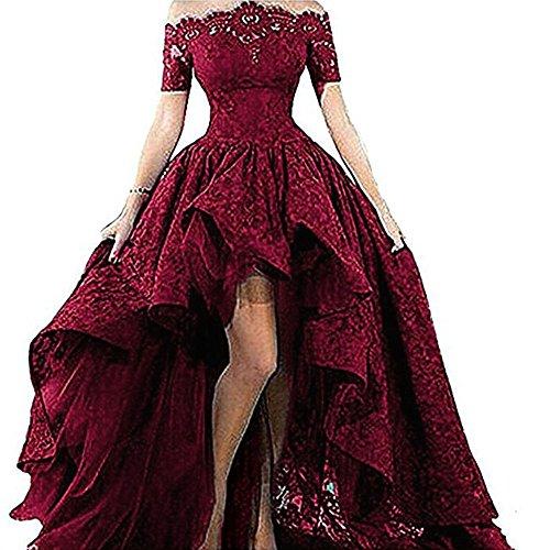 high low ball dresses - 8