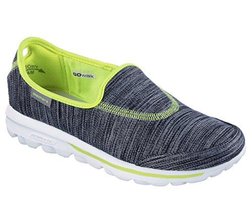 Chaussures Skechers – Go Walk-Fathom bleu/chaux