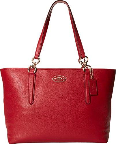 Coach Red Handbag - 1