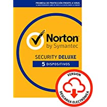 Hasta -45% en Norton Security y Norton 360 Software