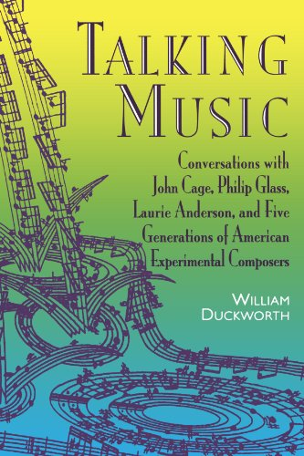 Talking Music: Conversations With John Cage, Philip Glass, Laurie Anderson, And 5 Generations Of American Experimental Composers [William Duckworth] (Tapa Blanda)