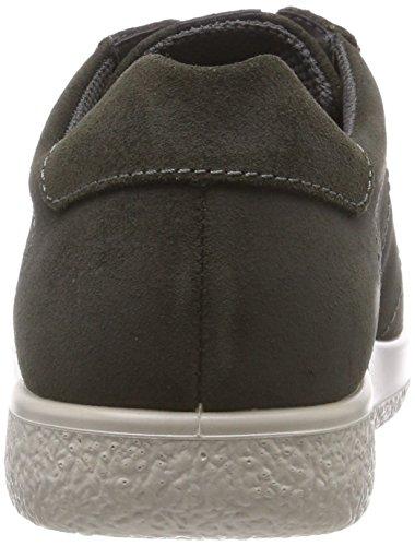 Ecco 1 dark Sneaker Soft Men's 2602 Shadow Verde Uomo ffHOUnq5xr