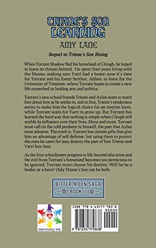 Triane's Son Learning (Bitter Moon Saga)