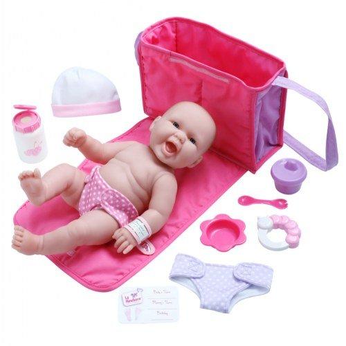 La Newborn Diaper Bag Gift Set
