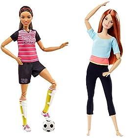 Barbie Sports Made to Move Bundle