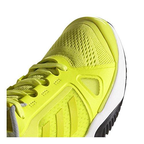adidas Womens aSMC Barricade Boost Aero Lime/White/Black buy cheap release dates f8IEmLQdKU
