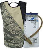 Air Force Digital Camo 100 oz. Hydration Backpack, Outdoor Stuffs