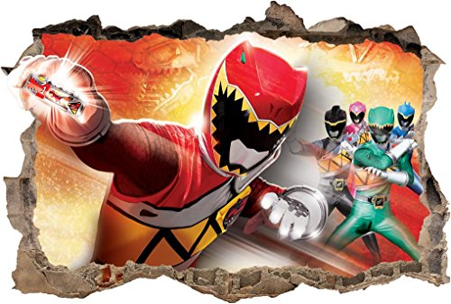 Power Rangers Wall Stickers   7
