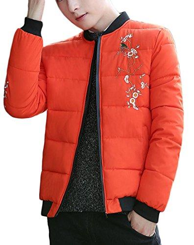 Cappotto Inverno Casuali Piumino Mens Caldo All'aperto Trapuntato 1 Generico wAgqwBPx0