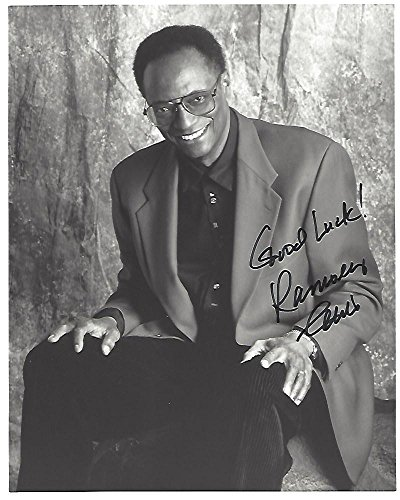 RAMSEY LEWIS - JAZZ COMPOSER/PIANIST- Recorded Over 80 Albums and has Received Seven GOLD RECORDS Signed 8x10 B/W Photo