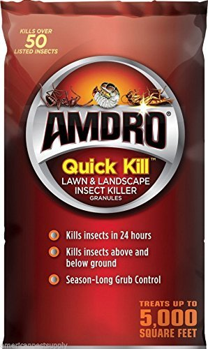 Quick Kill Lawn & Landscape Insect Killer Granules 10 Lbs Kills Over 50 Insects