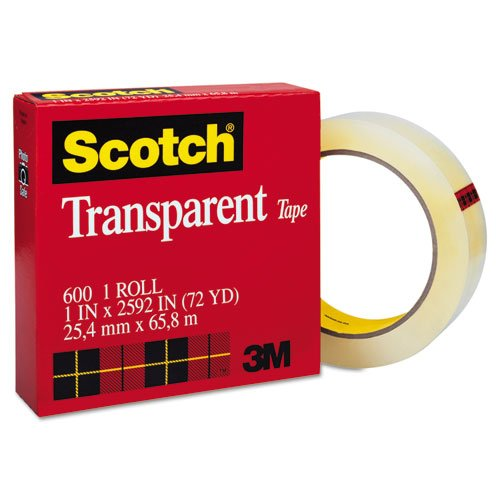 MMM60012592 - Scotch Transparent Tape from Scotch