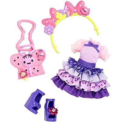 Mattel Kuu Kuu Harajuku Butterfly Blooms Fashion Pack: Toys & Games