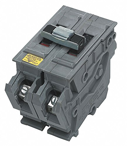 Used, Plug In Circuit Breaker, UBIA, Number of Poles 2, 15 for sale  Delivered anywhere in USA