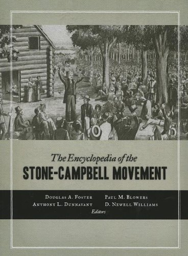 Download The Encyclopedia of the Stone-Campbell Movement PDF