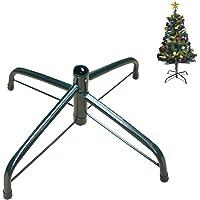 EasyBravo Soporte de árbol de Navidad para árboles