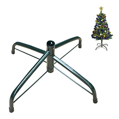 Artificial Christmas Tree Stand.Amazon Com Easybravo Christmas Tree Stand For 5 To 7 Foot