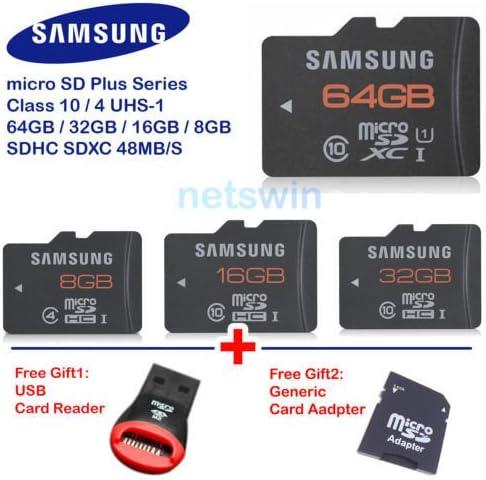 Velocidad de Hight capacidad real Micro SD Card 4 GB 8 GB, clase 6 ...