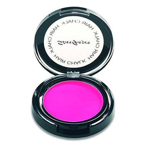 Stargazer Products Haarkreide, Neon Pink, 1er Pack (1 x 4 g) 5036469126048