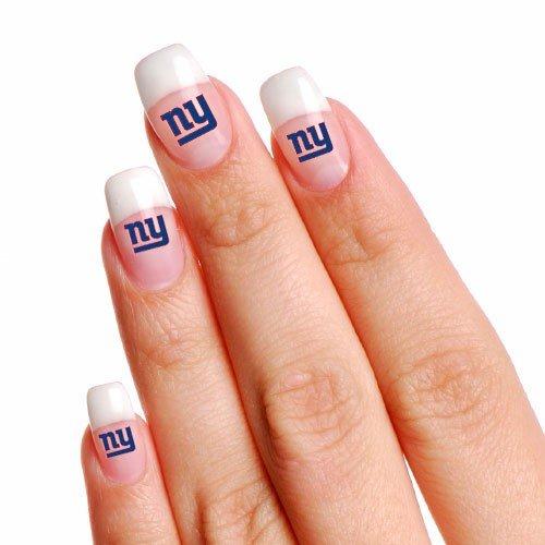 (NFL New York Giants 75866091 Fingernail)