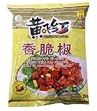 黃飛紅香脆椒 Huang Fei Hong Spicy Crunchy Magic Chili with Peanut, 12.35 oz/350g