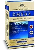 Solgar Wild Alaskan Full Spectrum Omega Supplement, 120 Count