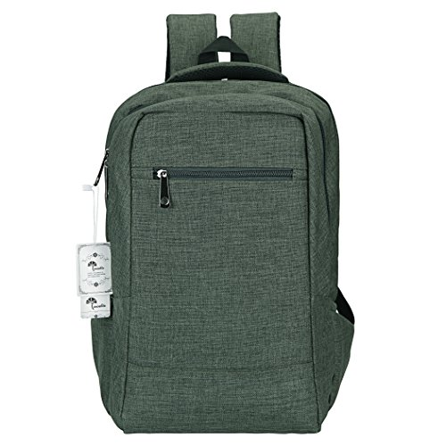 Green Computer Backpacks - 7
