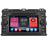 Autosion Android 6.0 Quad Core Car DVD Player GPS Navigation WiFi 4G for Toyota Land Cruiser Prado 120 2002 2003 2004 2005 2006 2007 2008 2009 Review
