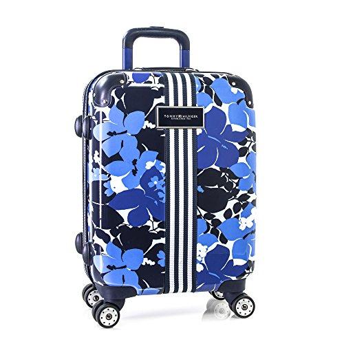 Tommy Hilfiger Floral Hardside Luggage
