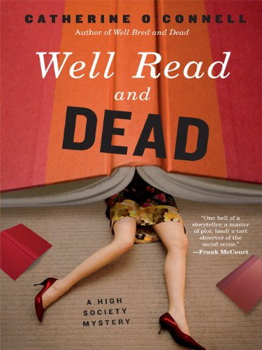 Well Read and Dead: A High Society Mystery (High Society Mystery Series Book 2)