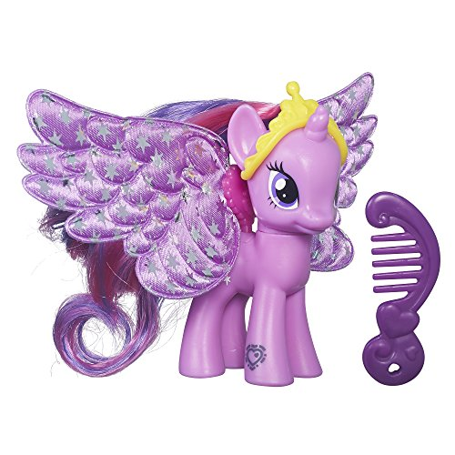 My Little Pony Shimmer Flutters Princess Twilight Sparkle Doll