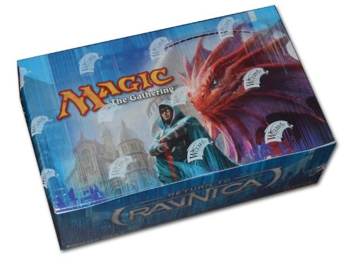 36ct Booster Box - Magic: The Gathering MTG Return To Ravnica Sealed Booster Box (36 packs)