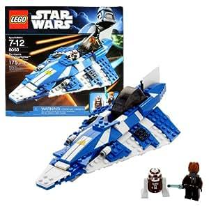 LEGO Star Wars 8093 - Plo Koon's Starfighter™ (ref. 4560227)