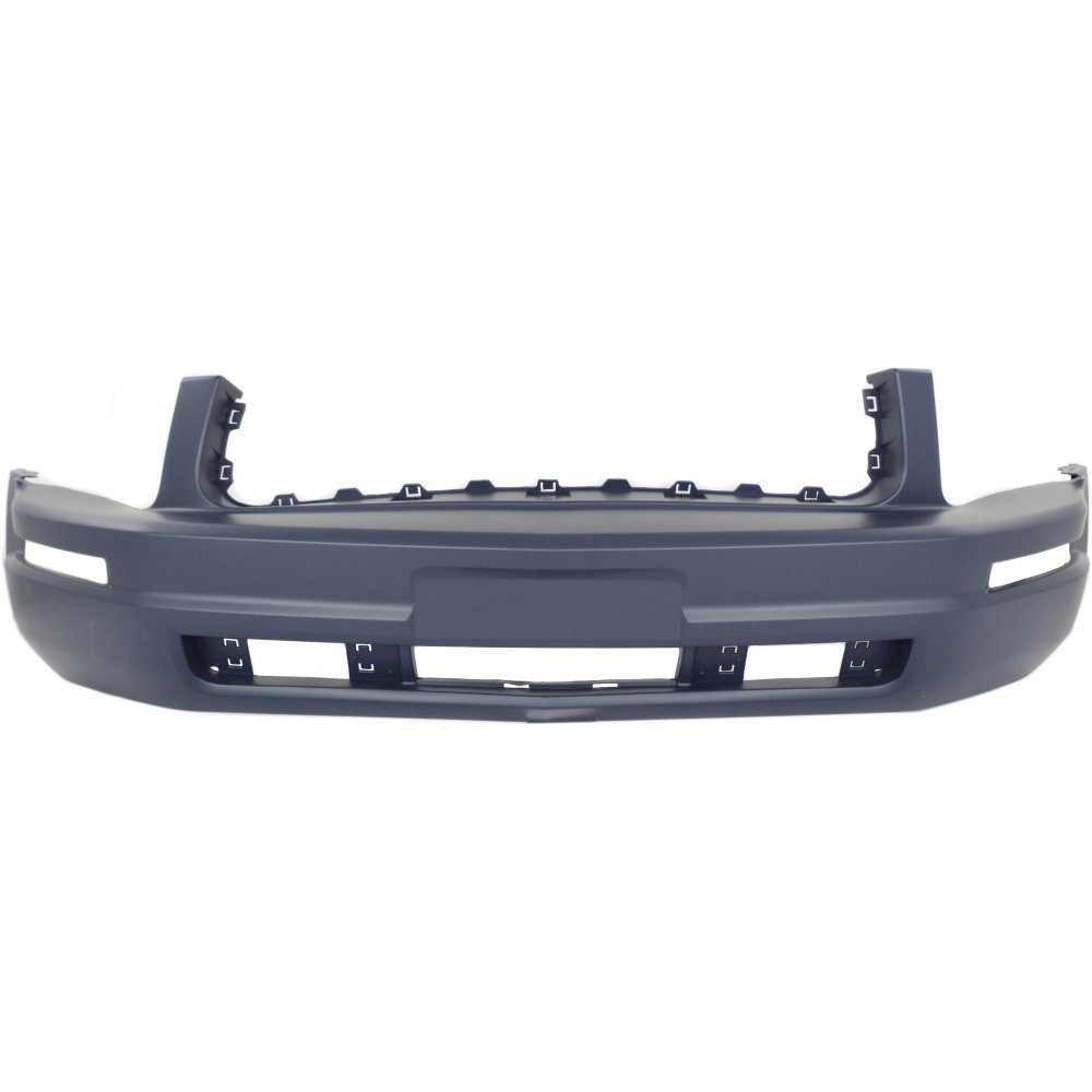 Front BUMPER COVER Primed for 2005-2009 Ford Mustang