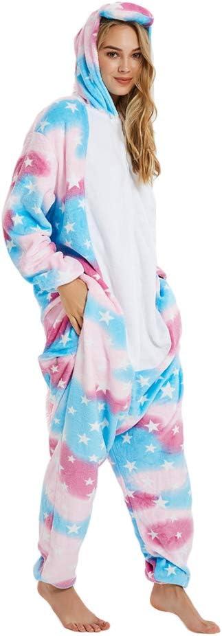 pijama de estrellas unicornio